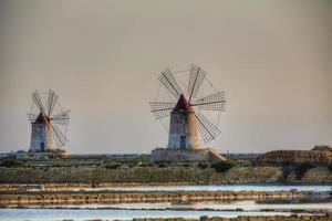 moulins à sel photo