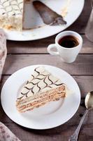 gâteau traditionnel hongrois à l'esterhazy