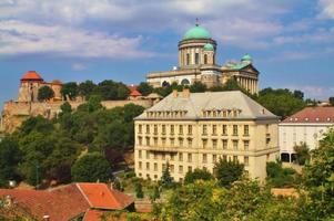 Basilique d'Esztergom photo