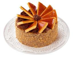 hongrois dobos torte - gâteau
