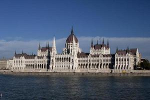 parlement à budapest