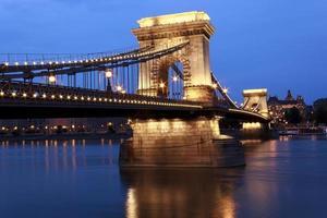 pont de chaîne