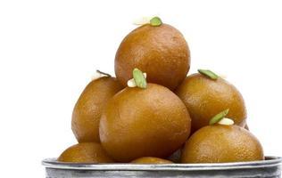 gulab jamun gâterie indienne douce