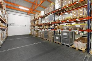 entrepôt de distribution photo