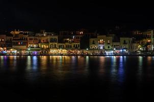 vieux port de Chania photo