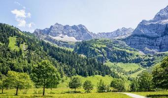 Karwendel photo