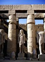 temple de Louxor photo