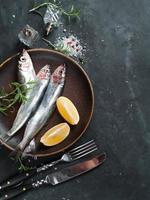poisson frais photo