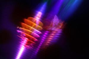 fond de distorsion d'énergie électrique photo