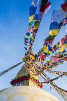 stupa bouddhiste photo
