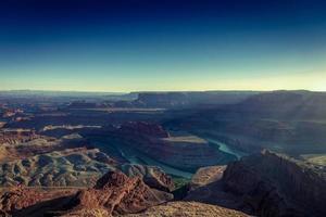 vaste paysage ouvert pendant la journée