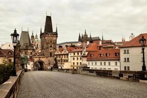 Pont Charles à Prague, République tchèque