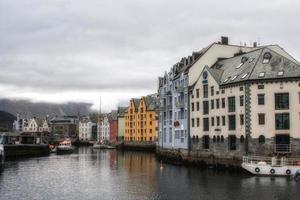 photo prise en norvège