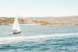 voile méditerranéenne