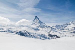 Cervin, Zermatt, Suisse. photo