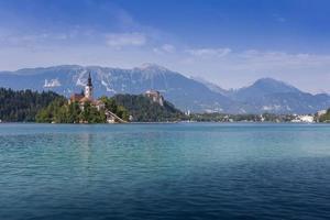 Lac de Bled, Slovénie, Europe