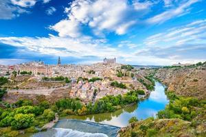 Tolède, espagne vieille ville photo