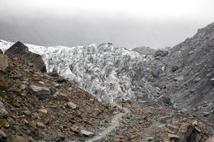 glacier renard photo