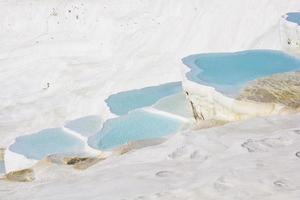 piscines de Pamukkale photo