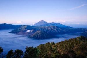 Volcan Bromo en Indonésie photo