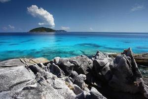îles similan thaïlande photo