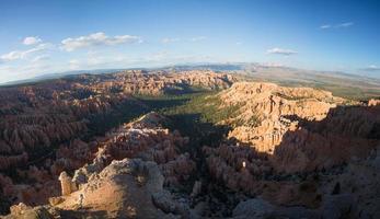 amphithéâtres de bryce canyon photo
