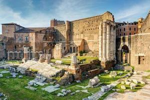 Forum d'Auguste à Rome