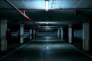 parking sombre