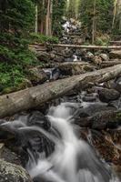 calypso cascades l'heure d'été dans le bassin sauvage