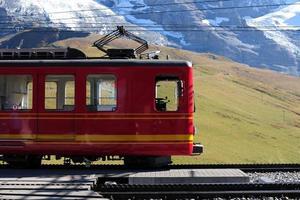 train rouge - xlarge