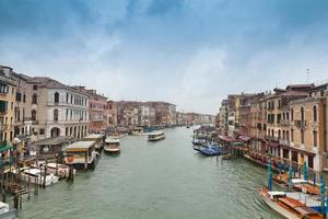 Grand Canal, Venise photo
