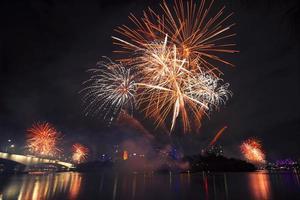 festival Riverfire à Brisbane - 2014