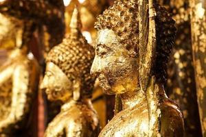 Statue de Bouddha au temple Wat Yai Chai Mongkhon