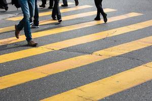 concept de trafic urbain
