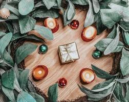 Noël à plat