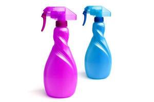 bouteille en plastique pour produits liquides