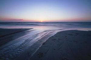 belle plage calme