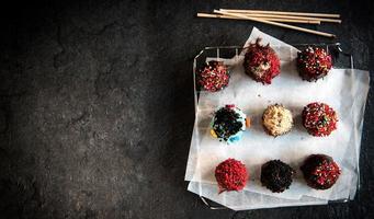gâteaux pop photo