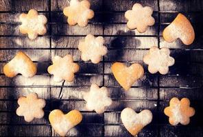 groupe de cookies photo