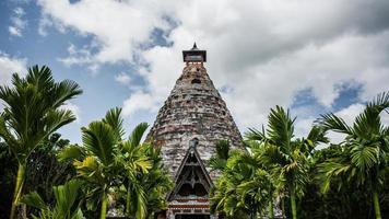 explorer l'île de sumatra en indonésie photo