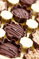 délicieux bonbons au chocolat photo