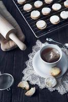 délicieux biscuits faits à la main