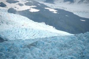 glacier de l'Alaska photo