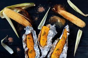maïs en épis