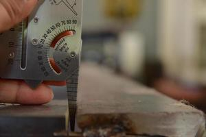 mesurer l'écart
