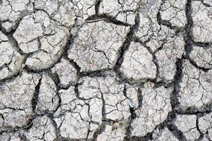 texture de fond de terre craquelée