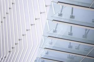 Miami, Floride, 2020 - gros plan d'un bâtiment moderne
