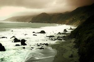 Big Sur Coast, Pacific Highway, Californie photo