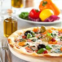 dîner pizza photo