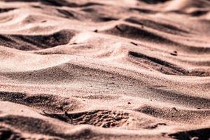 gros plan de sable pendant la journée